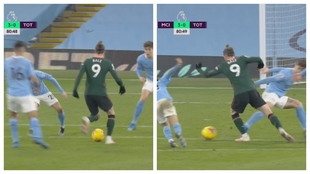 El retorno de Bale: 20 minutos y una jugada para publicar en Instagram