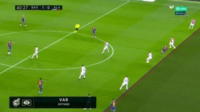 Messi is VAR's biggest victim in LaLiga Santander