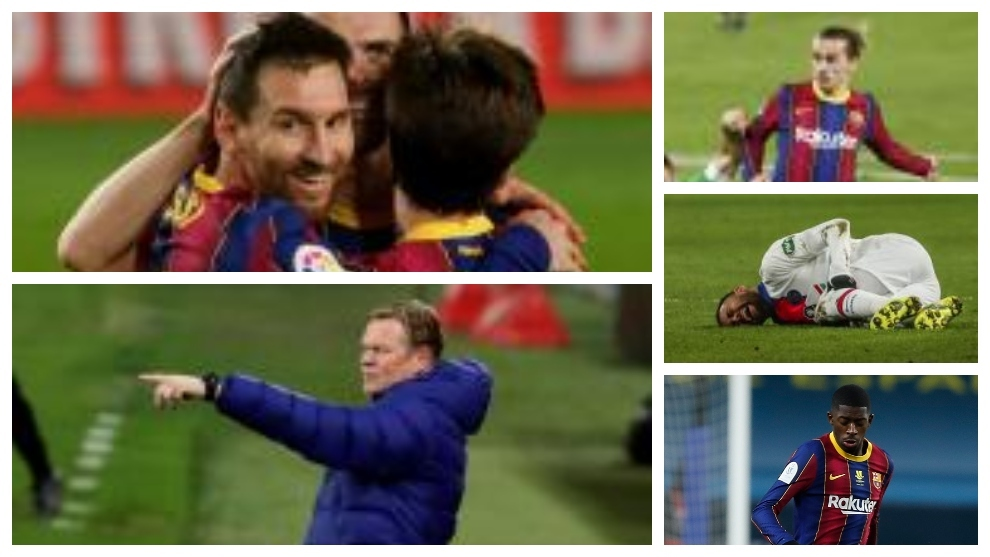 Barcelona's reasons to believe they can defeat PSG