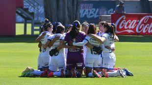 Puebla Femenil da de baja a cinco jugadoras en pleno Clausura 2021.