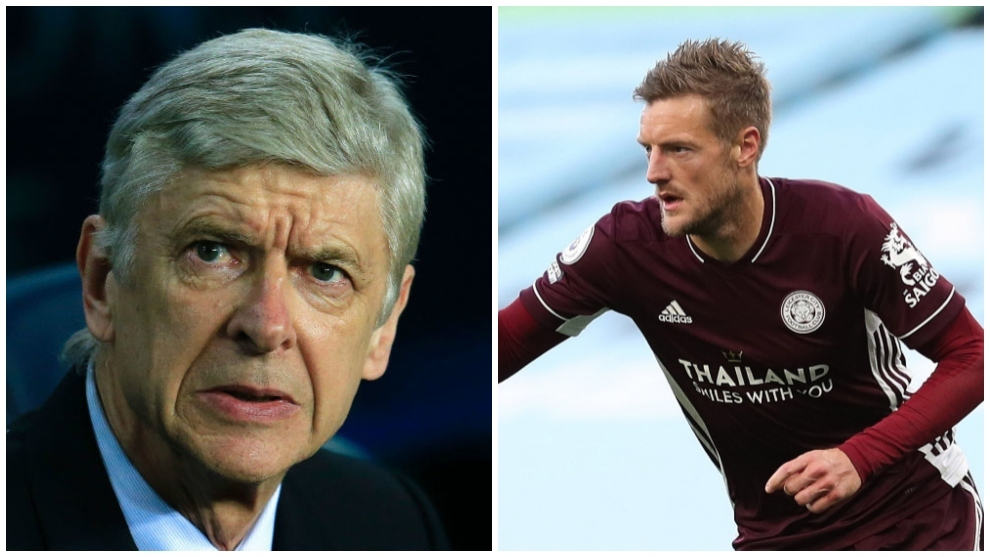 Wenger and Vardy