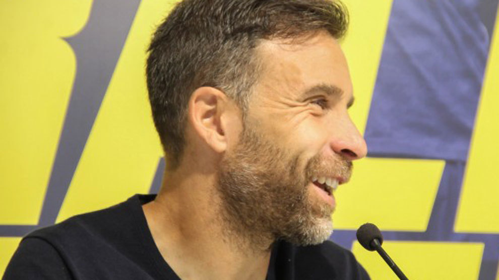 El ex portero Alberto Cifuentes es el nuevo entrenador del Cádiz B