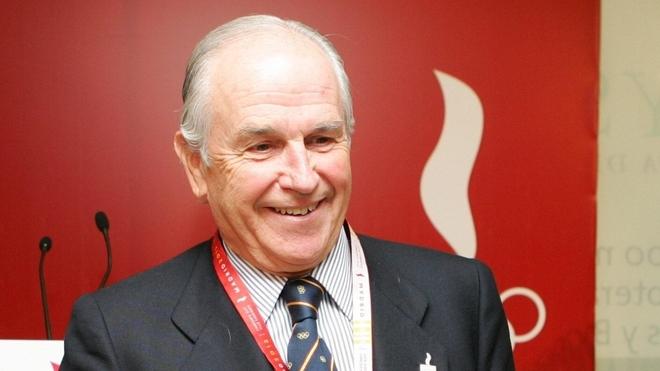 Muere José María Echevarría, ex presidente del Comité Olímpico Español