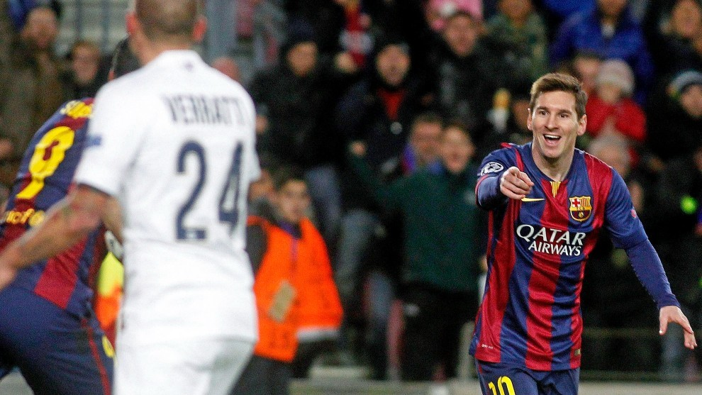 Alineaciones del Barcelona - PSG: Piqué, titular
