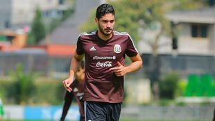 Paolo Yrizar es convocado a la selección mexicana sub 23 de...