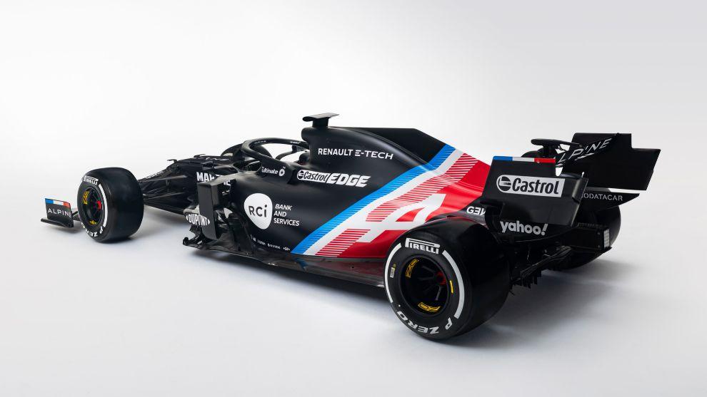 El Alpine de Fernando Alonso se presenta el 2 de marzo