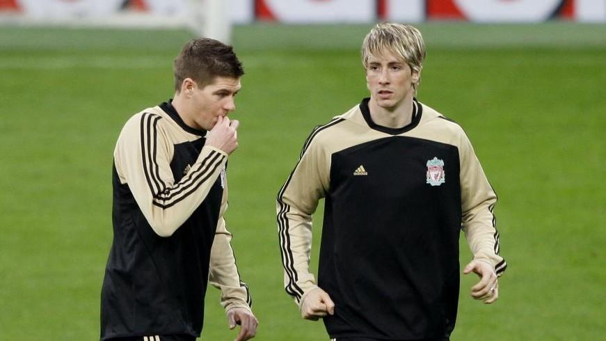 Gerrard on Fernando Torres' move to Chelsea: It broke my heart