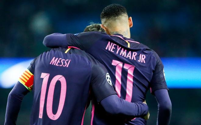 Five reasons why Barcelona vs PSG is the most enticing Champions League tie