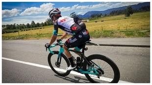 Esteban Chaves, del Team BikeExchange