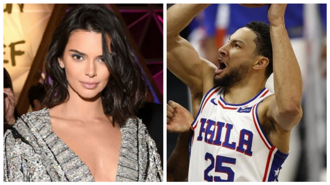 Ben Simmons trolled after losing the battle of Kendall Jenner's exes