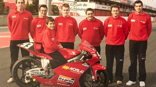 Marc Marquez Motogp sponsor