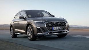 Se ofrece también con carrocería normal y  Sportback y potencias de...
