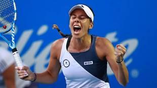 Giuliana Olmos, eliminada del Australian Open