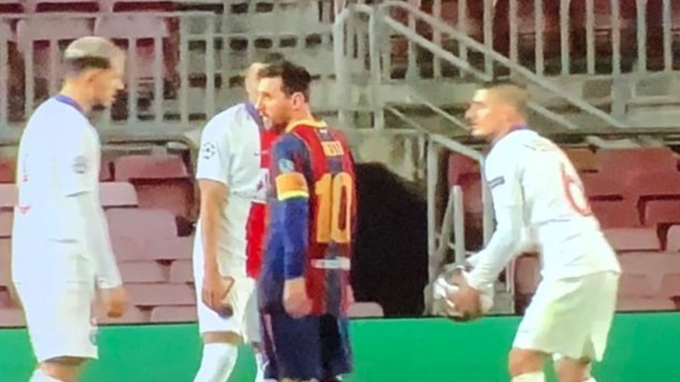 The fiery exchange between Messi and Paredes: Should Scaloni be worried?