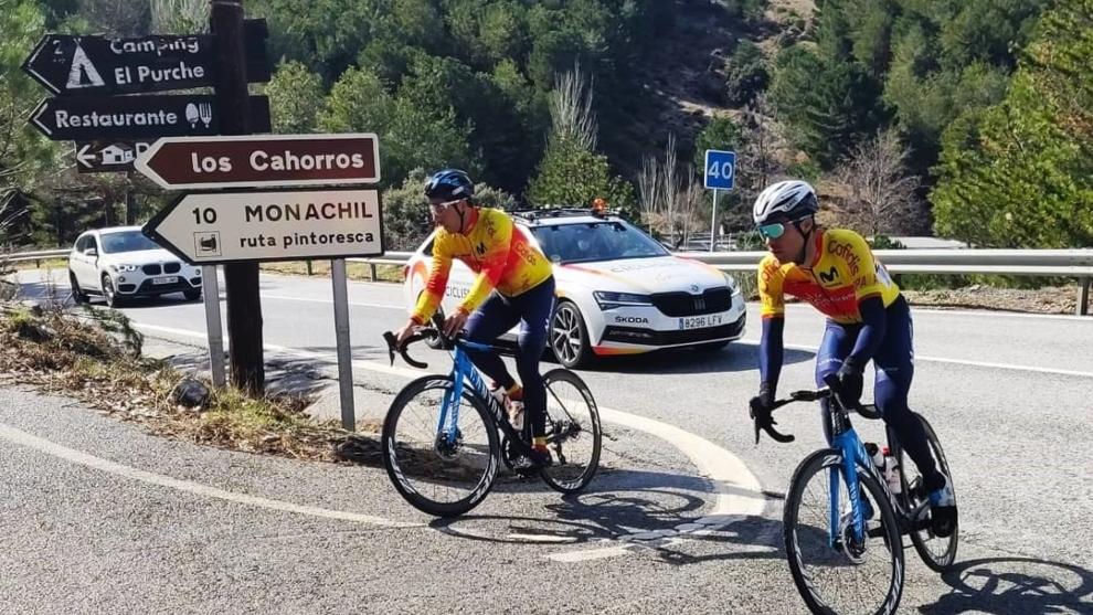 Torres y Mora: Una hoja de ruta clara nacida en Sierra Nevada que desemboca en Tokio