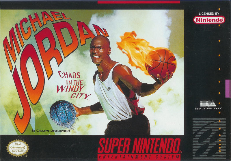Michael Jordan: Chaos in the Windy City (1994)