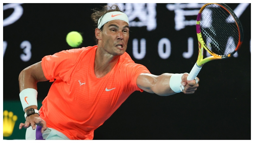 Nadal lets a two-set lead slip against Tsitsipas and exits Australian Open