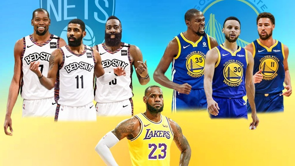 LeBron James set to take on another magical trio in the NBA