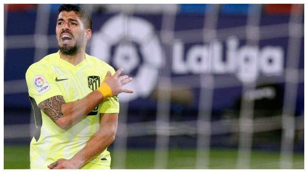 Atletico Madrid stumble at Levante