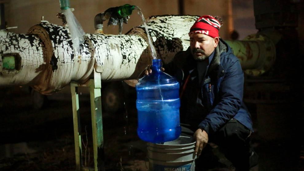 Reducción de agua dulce para Estado de México y Ciudad de México