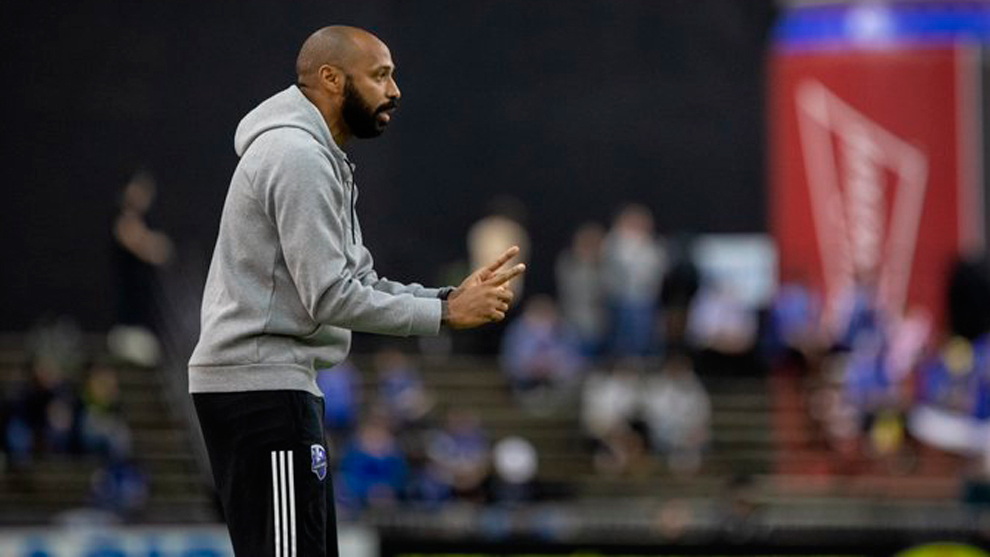 Henry could leave MLS to take Bournemouth job