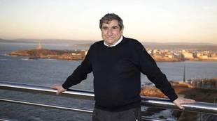 Augusto César Lendoiro, expresidente del Deportivo.