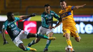 Tigres perdió ante Cruz Azul; León no puede levantar en el torneo.