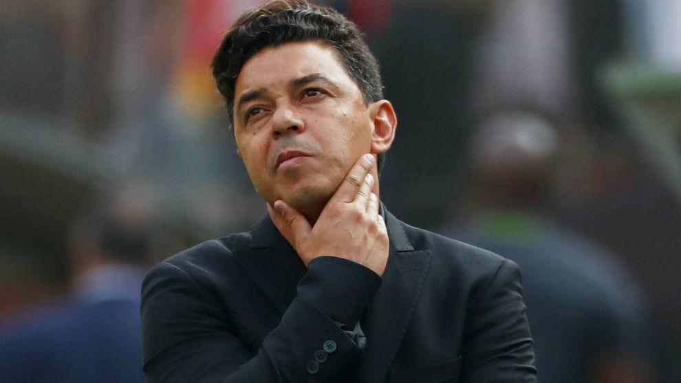 Marcelo Gallardo turned down Barcelona