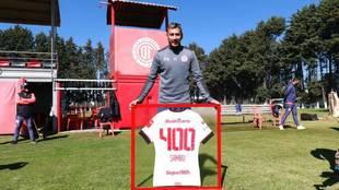 El jugador argentino tiene 37 años