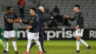 El Ajax venció al Lille