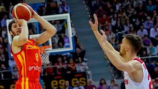 España Polonia hora donde ver tv canal television ventabas eurobasket...
