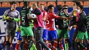 ¡Vergüenza en San Luis: agresiones, bronca, racismo e insultos al árbitro!