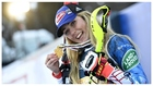 Shiffrin, entre la nieve y el cielo: nadie ganó cinco oros seguidos en los Mundiales