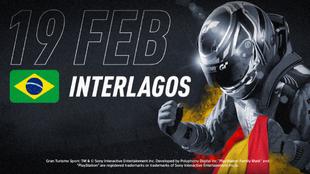 Interlagos, la segunda carrera del Campeonato de España de Gran...