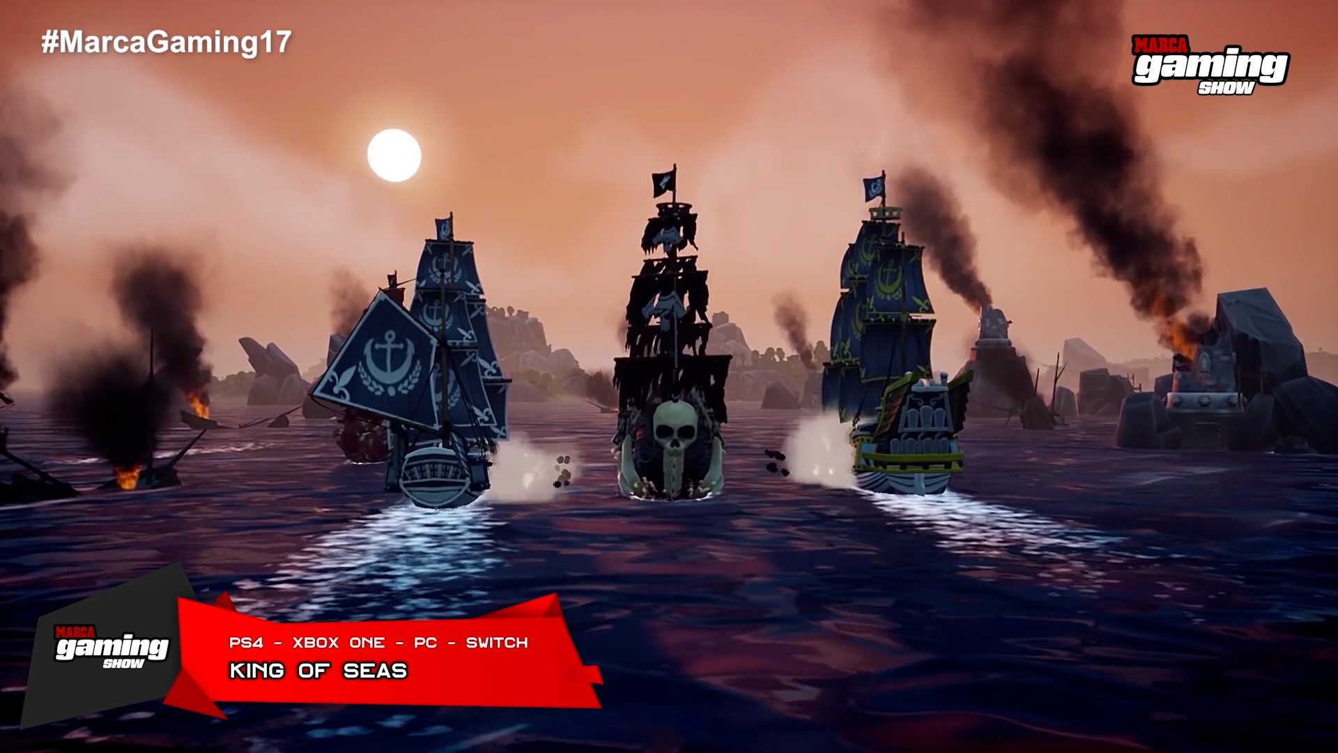 King of Seas (PC - PS4 - XBOX ONE - SWITCH)