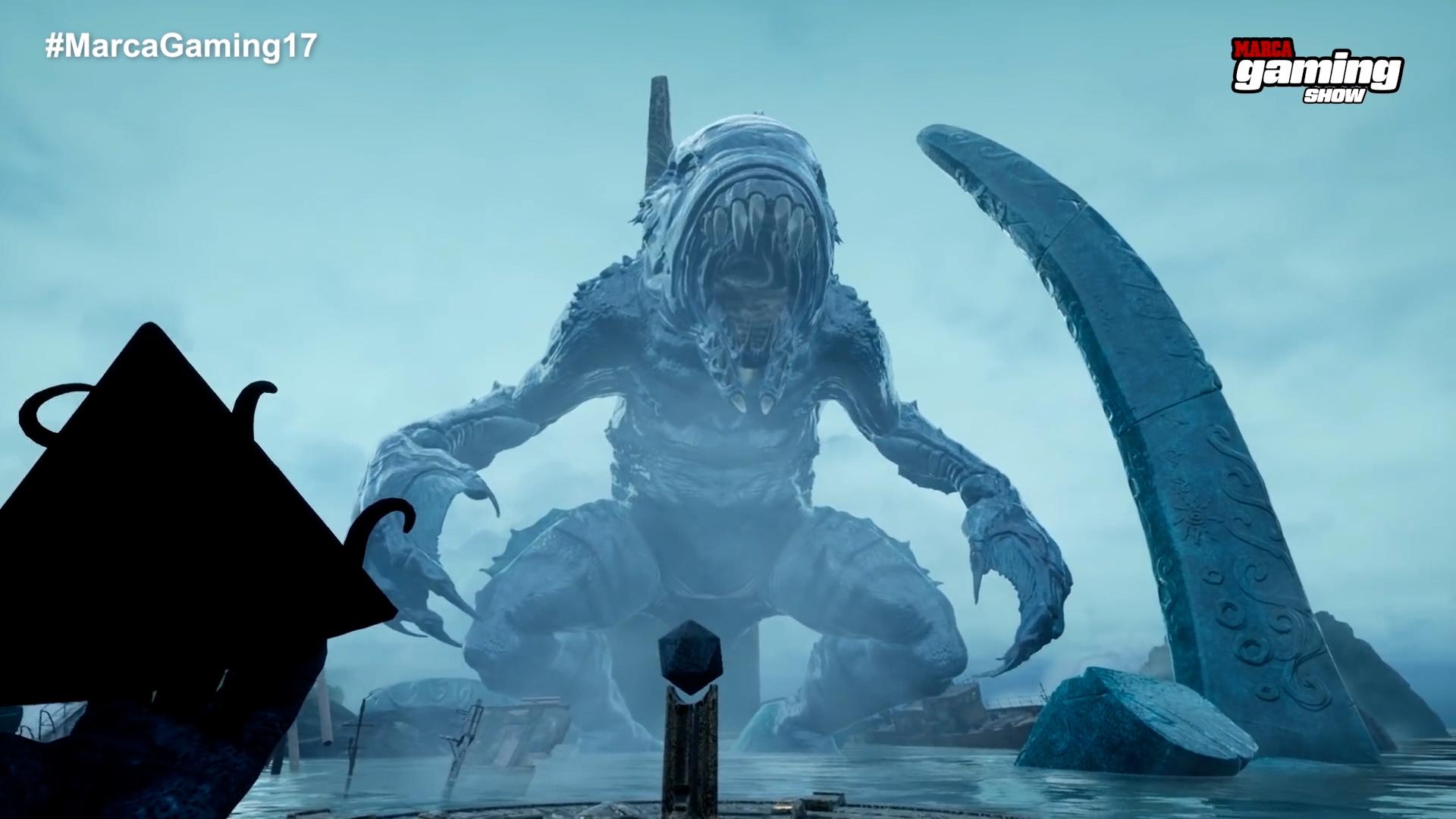 """""""The Shore"""": el último videojuego de terror para los fans de Lovecraft"""