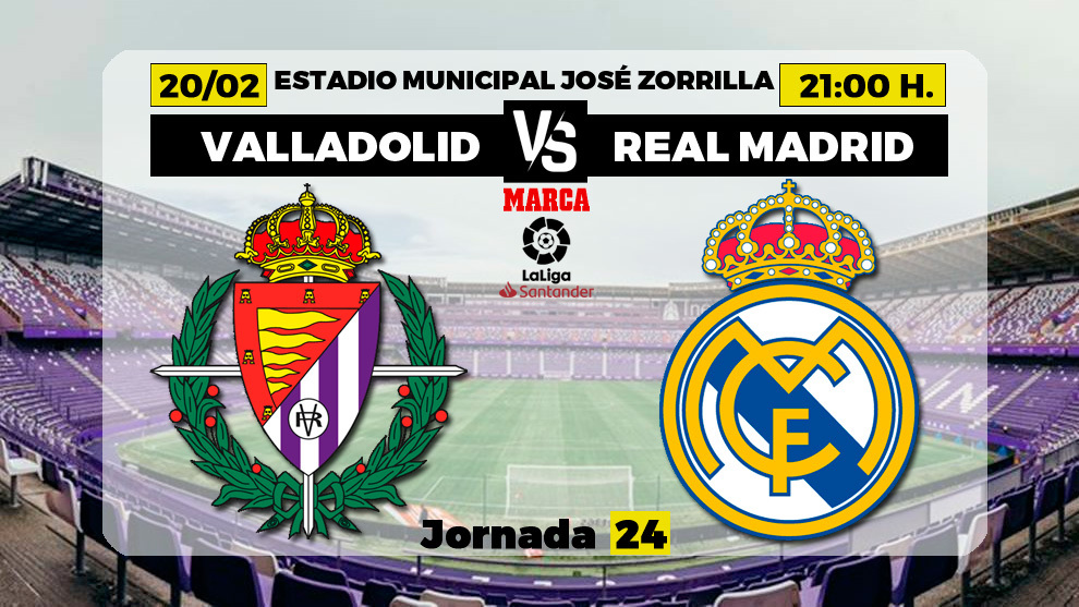Real Valladolid vs Real Madrid: Both coaches juggling absentees