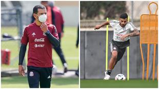 Jaime Lozano abordó el estatus de Alexis Vega en la selección sub...
