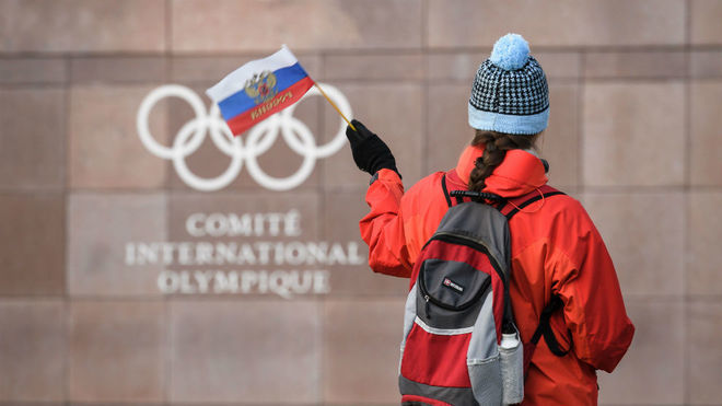 Russian athletes to compete in Tokyo and Beijing Olympic Games under Olympic Committee flag