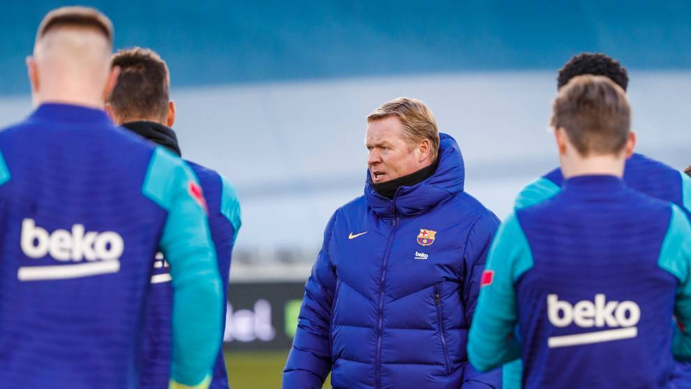 Barcelona squad list: Koeman calls up same players for Cadiz as he did against PSG