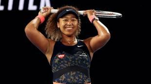 La tenista japonesa Naomi Osaka solo tiene 23 años