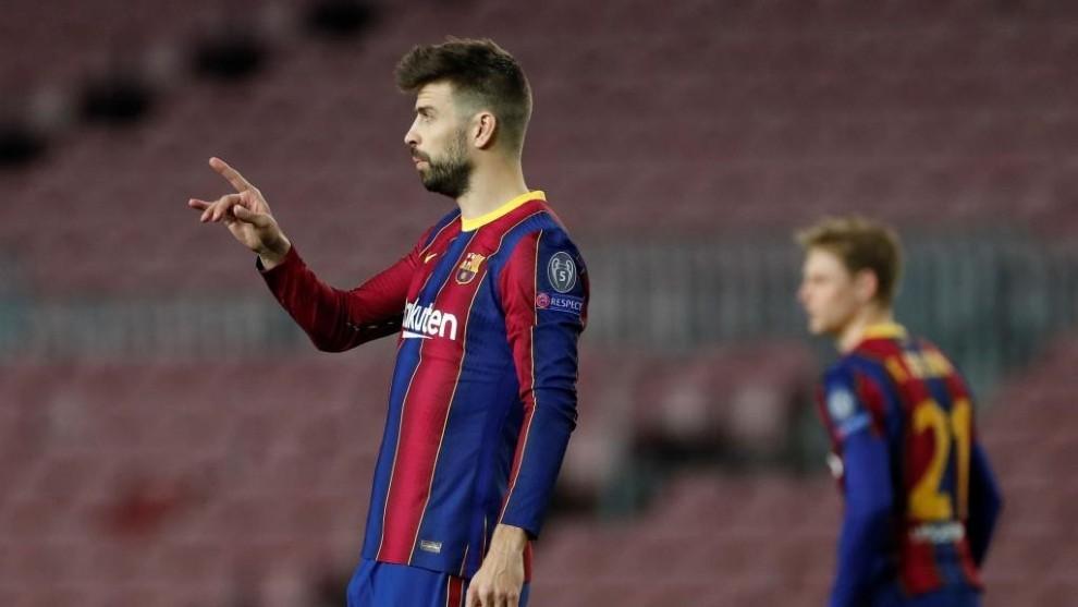Barcelona vs Cadiz line-ups: Koeman opts for same XI that lost to PSG