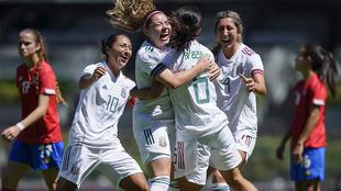 México 3-1 Costa Rica: El Tri Femenil regresa con victoria al Estadio...