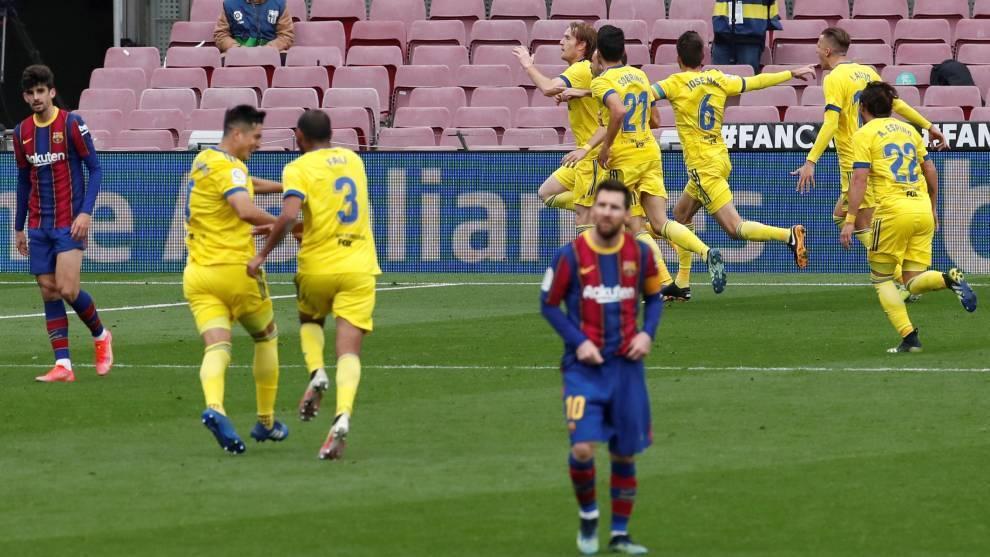 Barcelona unable to shake PSG hangover