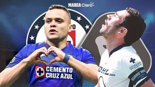 Cruz Azul y Pumas, realidades distintas en el Clausura 2021.