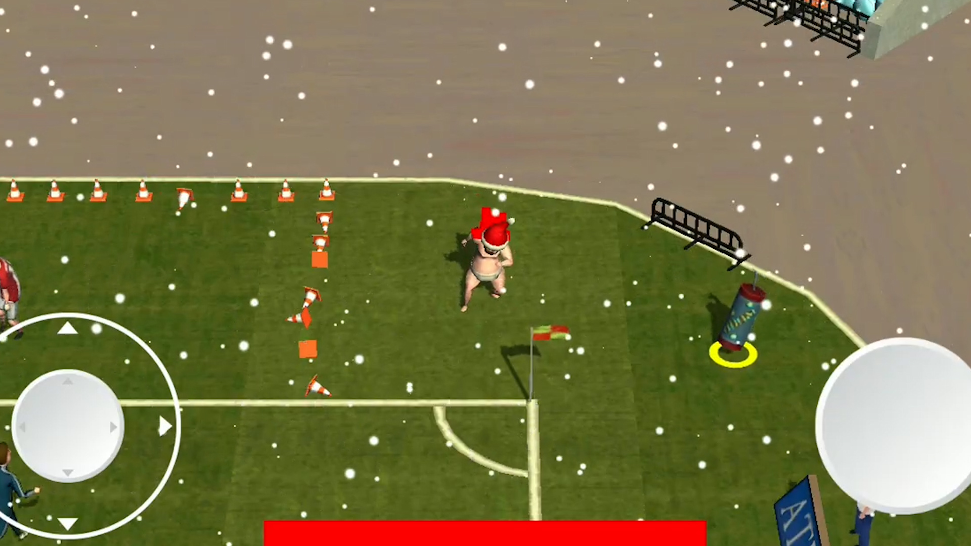 Football Runner