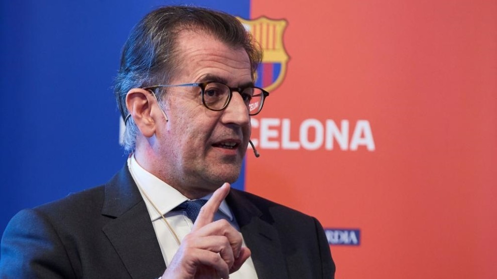 Freixa: We have an investor of 250 million euros and Barcelona will sign three superstars
