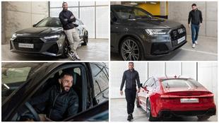 Los Audi del Madrid: así son los modelos elegidos