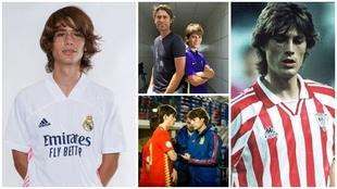 Julen Jon Guerrero echa la puerta abajo en los juveniles del Madrid