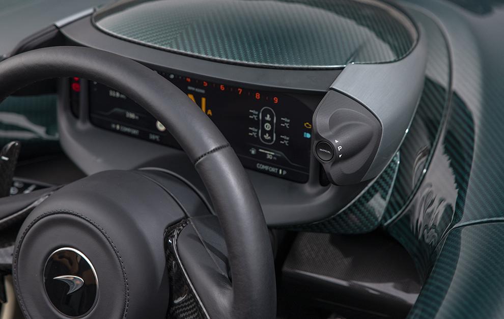 Prueba McLaren Elva